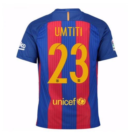 Camiseta FC Barcelona Umtiti
