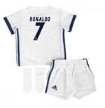Mini conjunto Real Madrid 2016-2017 Home (Ronaldo 7)