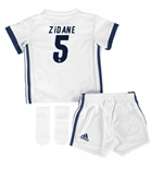 Mini conjunto Real Madrid 2016-2017 Home (Zidane 5)