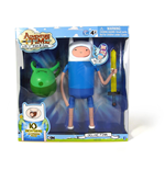 Hora de Aventuras Figura Deluxe Finn 25 cm --- DAMAGED PACKAGING