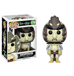 Rick y Morty POP! Animation Vinyl Figura Birdperson 9 cm