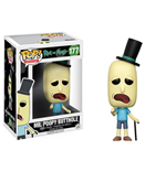 Rick y Morty POP! Animation Vinyl Figura Mr. Poopy Butthole 9 cm