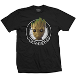 Camiseta Guardians of the Galaxy Vol. 2 Groot Circular