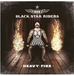 Vinilo Black Star Riders - Heavy Fire
