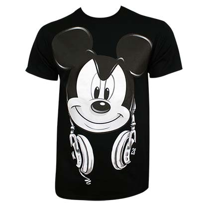 el más nuevo 800cf 62319 Camiseta Mickey Mouse DJ Mickey