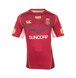 Camiseta Queensland (pourpre)