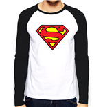 Camiseta manga larga Superman 260763