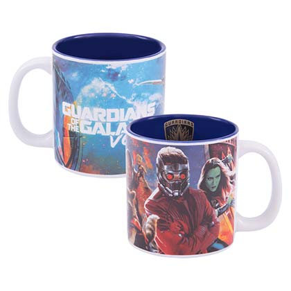Taza Guardians of the Galaxy Comic