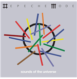 Vinilo Depeche Mode - Sounds Of The Universe (2 Lp)