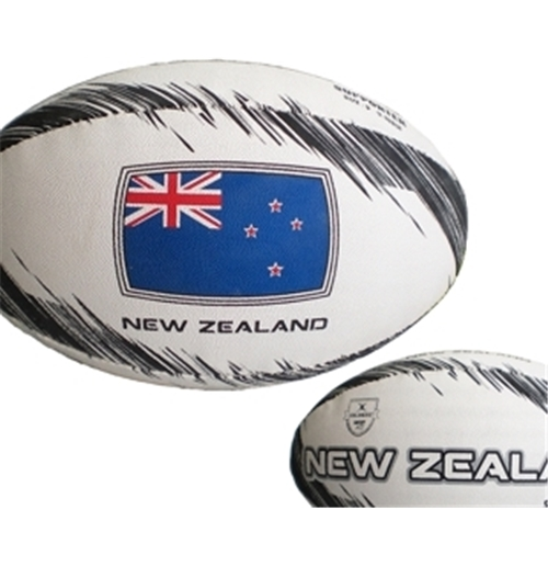 Balón Rugby All Blacks Nueva Zelanda