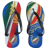 Chanclas Italia Rugby