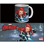 Vengadores Taza Black Widow