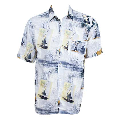Camisa Coronita Coast With The Most Aloha