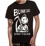 Camiseta blink-182 - Bored To Death