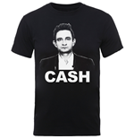 Camiseta Johnny Cash 261374