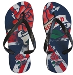 Chanclas Inglaterra Rugby 261464