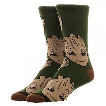 Calcetines Guardians of the Galaxy Groot