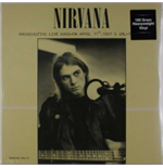 Vinilo Nirvana - Broadcasting Live Kaos-Fm April 17Th 1987 & Snl-Tv 1992