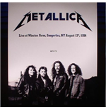 Vinilo Metallica - Live At Winston Farm Saugerties Ny August 13 1994 (2 Lp)