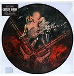 Vinilo Guns N' Roses - Live On Air (Picture Disc)