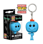Rick y Morty Llavero Pocket POP! Vinyl Mr. Meeseeks 4 cm