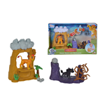 Playset The Lion Guard - Pride Rock con dos personajes