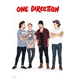 Póster One Direction - New Group Maxi Poster (61x91,5 Cm)