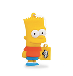 Memoria USB Los Simpsons - Bart - 8GB