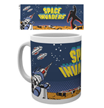 Taza Space Invaders 262093