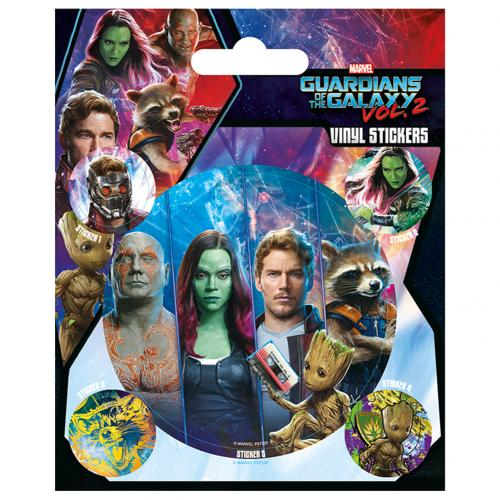Pegatina Guardians of the Galaxy 262153
