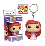 La Sirenita Llavero Pocket POP! Vinyl Ariel in Ball Gown 4 cm