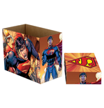 DC Comics Cajas para Comics Superman Fly 23 x 29 x 39 cm (5)
