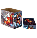 Marvel Comics Cajas para Comics Iron Man Flight 23 x 29 x 39 cm (5)