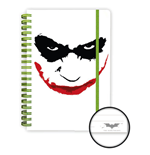 The Dark Knight Libreta A5 Joker Caja (12)