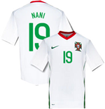 Camiseta Portugal Fútbol Away