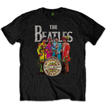 Camiseta The Beatles 262760