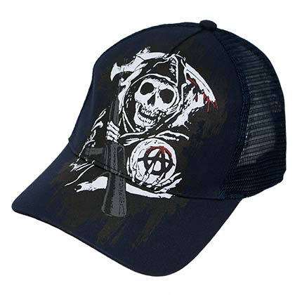 Gorra Sons of Anarchy Fear The Reaper