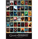 Póster Juego de Tronos (Game of Thrones) 262877