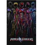 Póster Power Rangers  262945