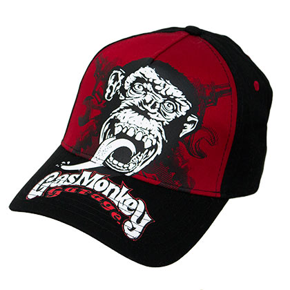 Gorra Gas Monkey Garage Blood Sweat Beers