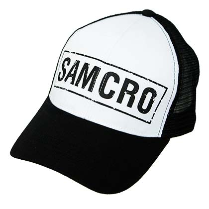 Gorra Sons of Anarchy SAMCRO