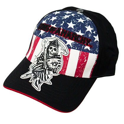 Gorra Sons of Anarchy American Flag