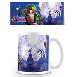 Taza The Legend of Zelda  - Majora'S Mask Moon Mug