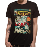 Camiseta Spiderman - Comic Cover