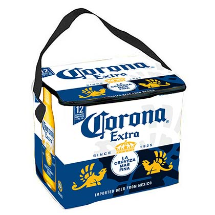 Heladera portátill Coronita Bottle Label