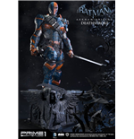 Batman Arkham Origins Estatua 1/3 Deathstroke Exclusive 76 cm