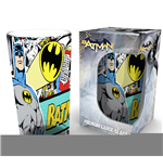Batman Vaso Premium Comic Wrap