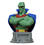 Justice League Animated Busto Martian Manhunter 15 cm