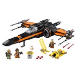 LEGO® Star Wars™ Episode VII Poe's X-Wing Fighter™