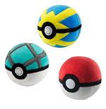 Pokemon Peluches 7 cm Expositor Pokeballs D3 (6)